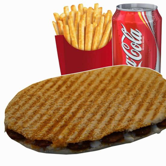 , Plat : Islafood  - Menu panini -