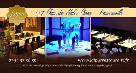 , Restaurant : Jaipur  - LE JAIPUR -