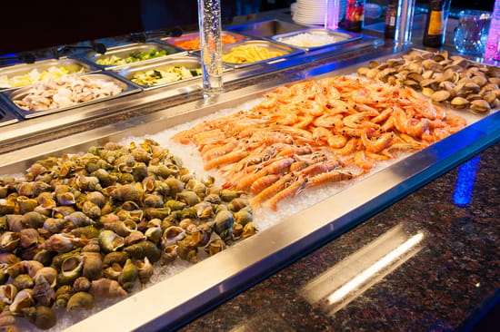 Jardin Royal  - Jardin Royal Fruits de Mer -   © Jardin Royal