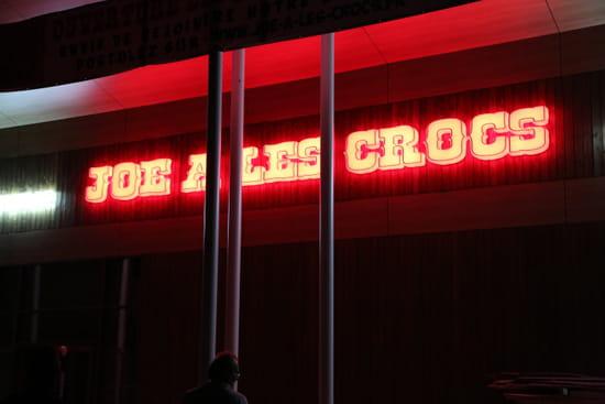 Joe a les Crocs  - entrée du restaurant -