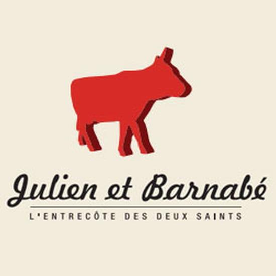 Julien et Barnabé