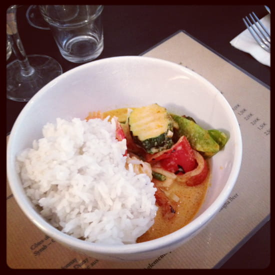 Kapunka  - curry de saumon -   © kapunka