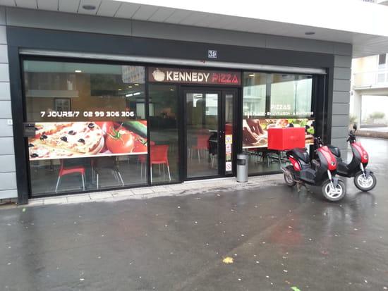 kennedy pizza restaurant italien rennes avec linternaute. Black Bedroom Furniture Sets. Home Design Ideas
