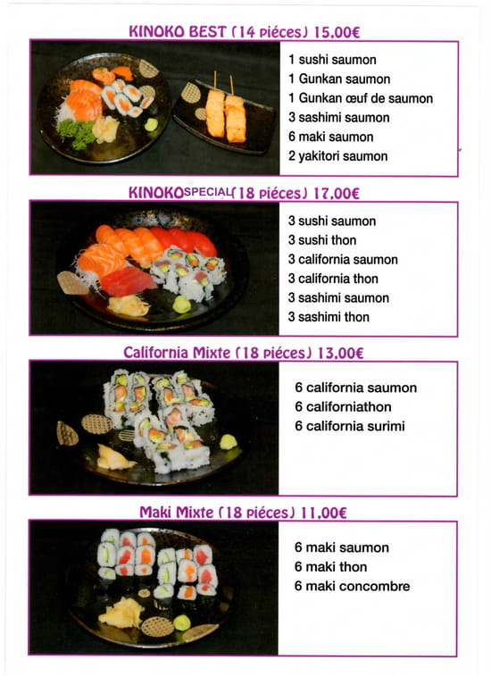 Kinoko Sushi