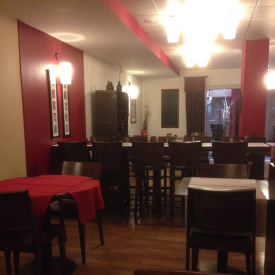 , Restaurant : Kyriad Marseille Centre - Rabatau