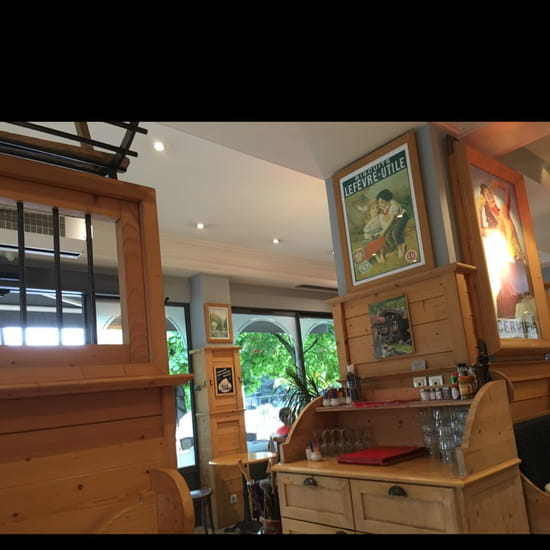 , Restaurant : L'Affiche