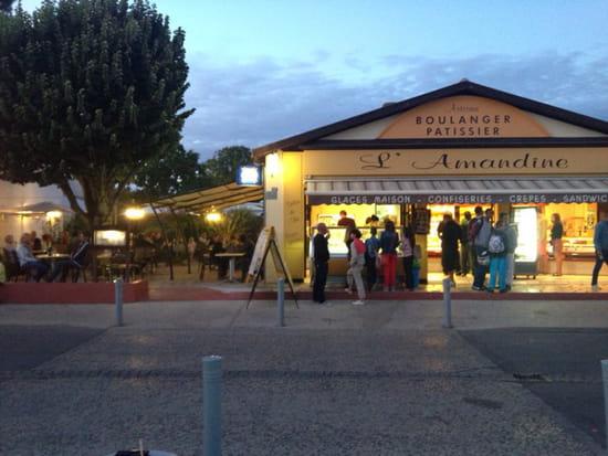 , Restaurant : L'Amandine