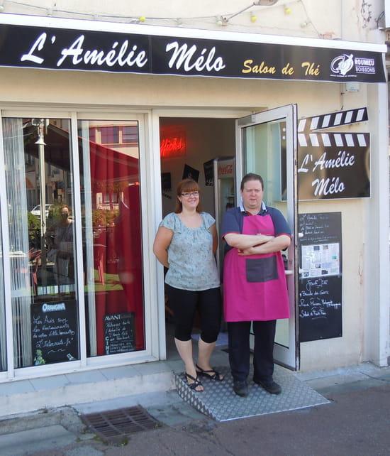 "L'Amélie Mélo  - La ""fine équipe"" de l'Amélie Mélo -   © Mr Santoro"