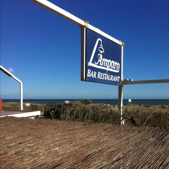 , Restaurant : L'Amparo