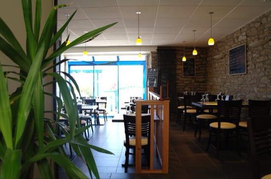 , Restaurant : L'Anse aux Moines  - salle de restaurant -