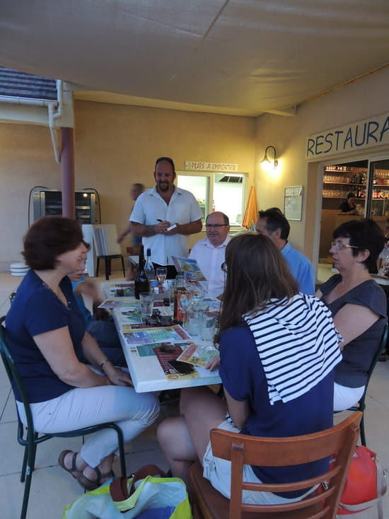 L'Arada Parc  - terrasse restaurant -   © amandine avril
