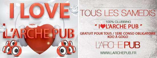 L'Arche Pub  - Week End  -   © larchepub