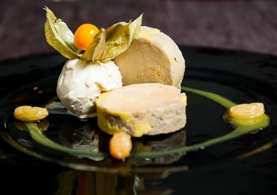 L'Ardoise  - Foie Gras du chef -