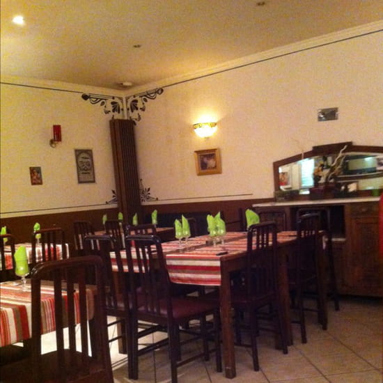 , Restaurant : L'Arlequin