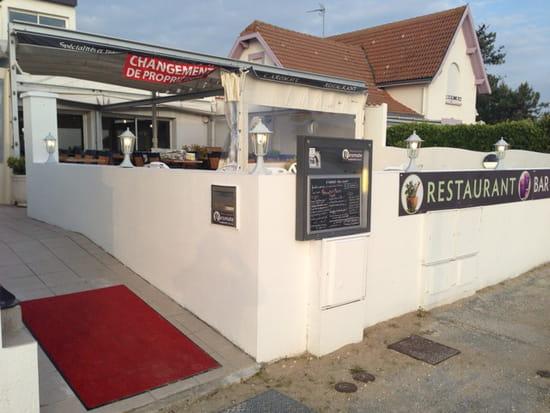 , Restaurant : L'Aromate