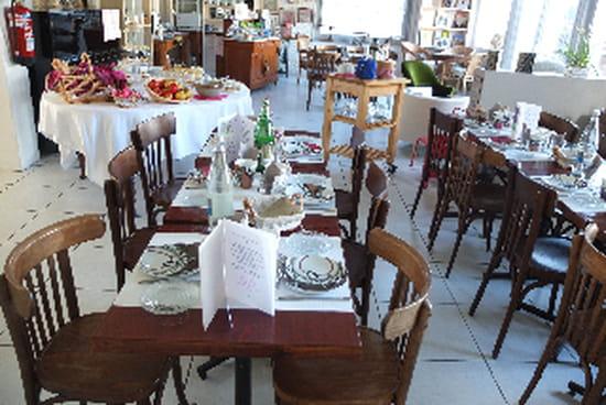 L'Arrosoir  - la table  -