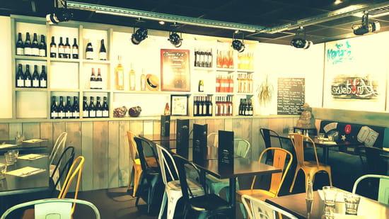 L'Artdoise Craie L'Histoire  - Salle de restaurant -