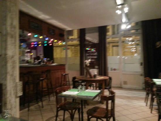 , Restaurant : L'Artichaut  - Salle -