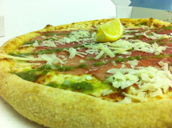 , Restaurant : L'Artiste Pizzaiolo  - La Carpaccino -