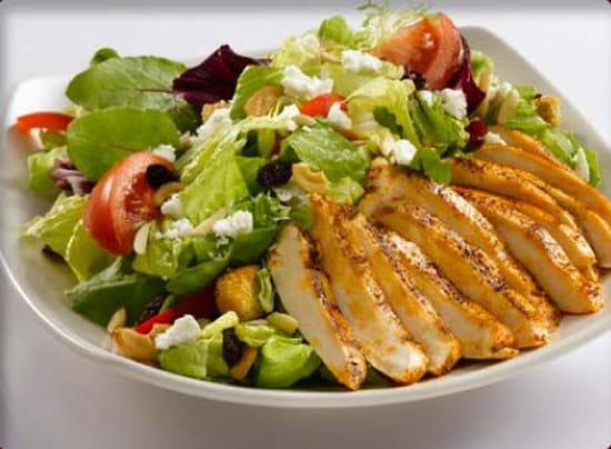 L'as de trèfle  - salade -