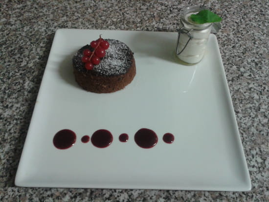L'Assiette de Juliette  - moelleux au chocolat -