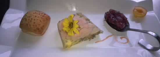 L'Assiette de Juliette  - Foie gras maison à la chambre d'amour -