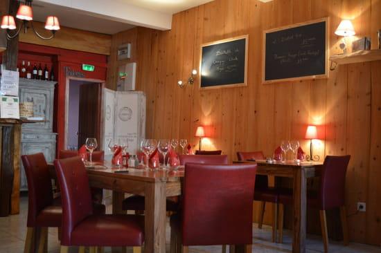 L'Assiette de Juliette  - Salle du restaurant -