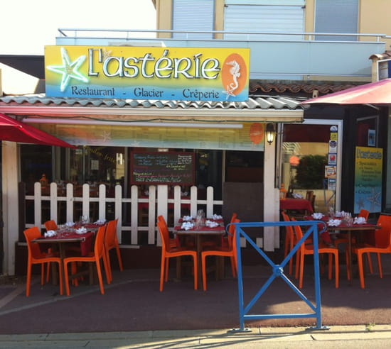 , Restaurant : L'Astérie