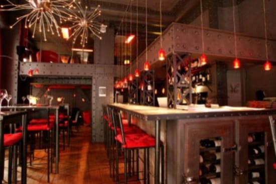 , Restaurant : L'Atelier Côté Rhône