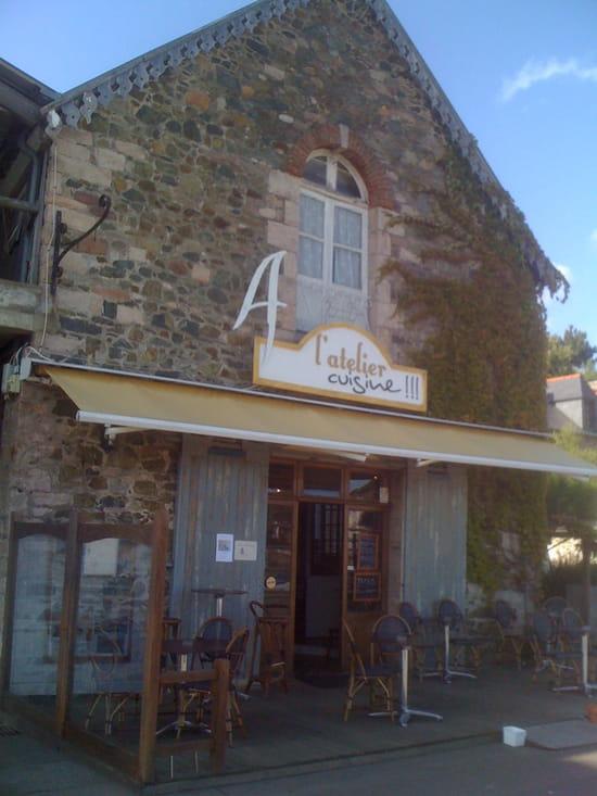 L 39 atelier cuisine restaurant breton pleneuf val andre for L atelier cuisine