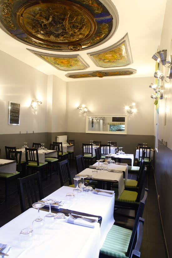 L 39 atelier d 39 avron restaurant de cuisine traditionnelle for Restaurant le perreux