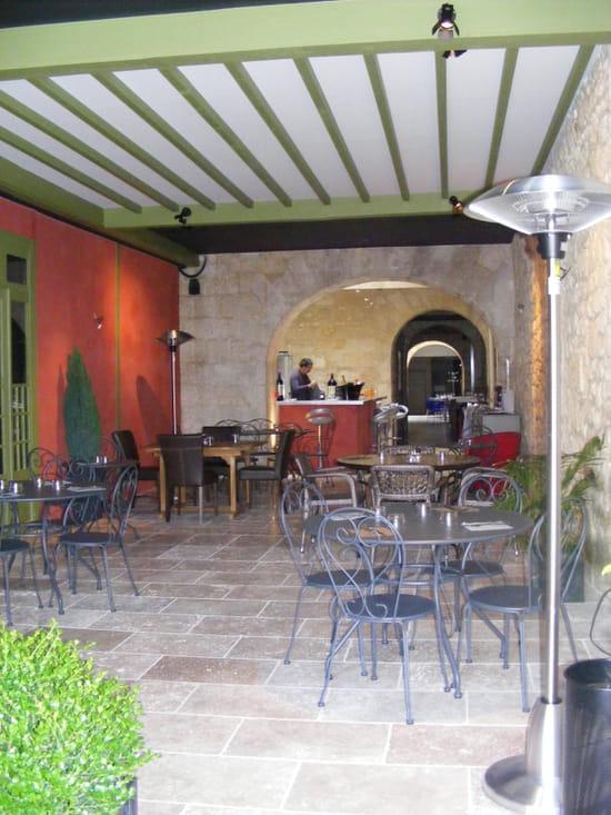 L'Atelier de Franck  - La terrasse -