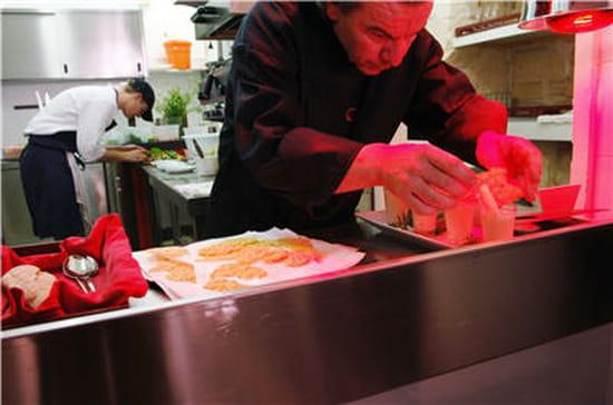 L 39 atelier de jean luc rabanel restaurant gastronomique for Atelier de cuisine gastronomique