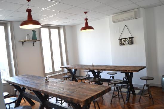 L'Atelier de Marius  - restaurant burger -