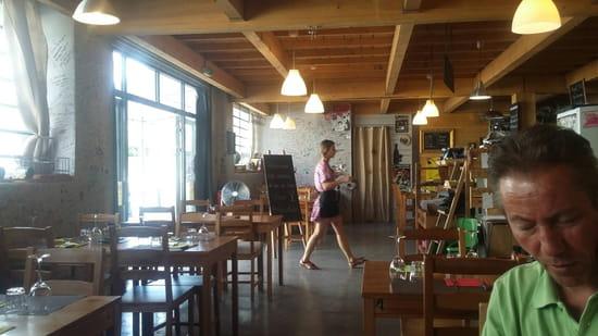 , Restaurant : L'Atelier des Défiles