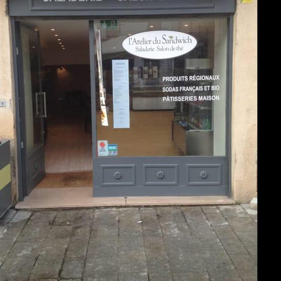 , Restaurant : L'Atelier du Sandwich