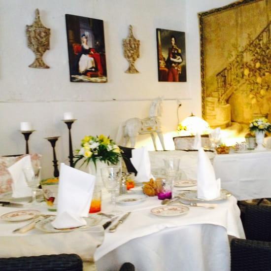 , Restaurant : L'Atelier du Vigneron