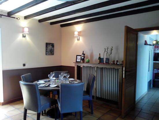 , Restaurant : L'Athome  - Une des salles de restaurant -
