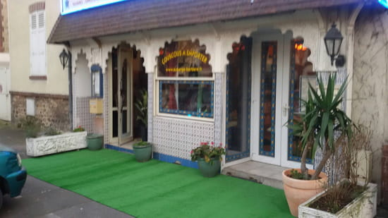 , Restaurant : L'Auberge Berbere