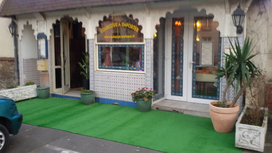 , Entrée : L'Auberge Berbere