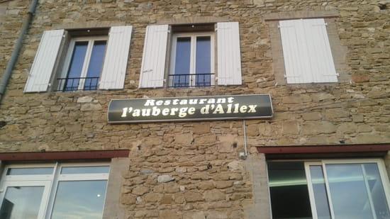 L'Auberge d'Allex  - En facade -   © simon