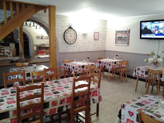 L'Auberge de Chaussin  - salle de restaurant -