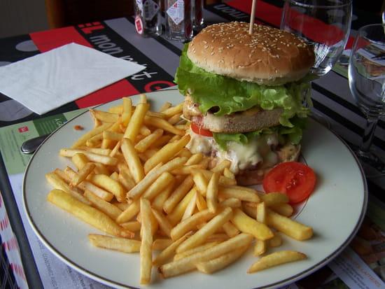 L'Auberge de Chaussin  - spécialités de burgers -