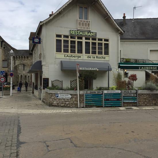 , Restaurant : L'Auberge de la Roche