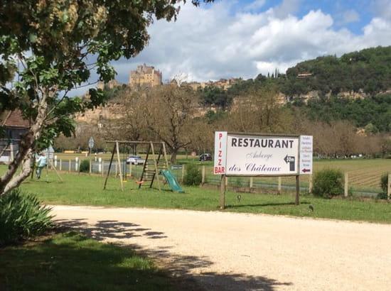 , Restaurant : L'Auberge des Châteaux
