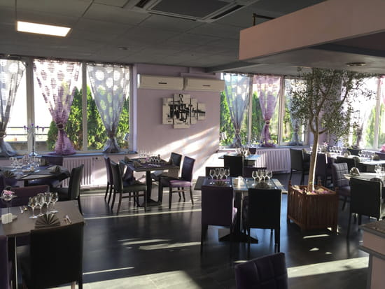 L'Auberge du Diabl'o Thym  - Salle de restaurant -   © Moi