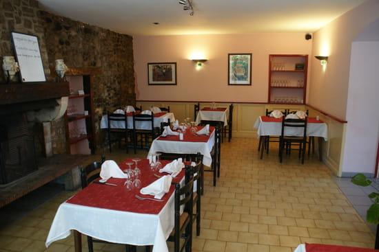 L'Auberge'in  - La salle du restaurant -