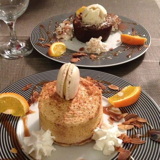 , Dessert : L'Aventure Gourmande
