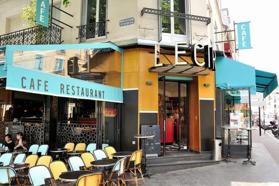 L'Ecir Café  - devanture -