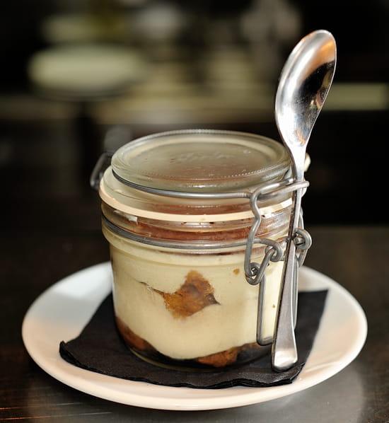 L'Ecir Café  - tiramisu fait maison -